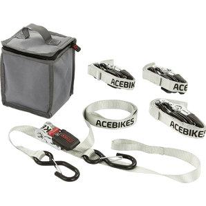 Acebikes Zurrgurt-Set mit integrierten Schlaufen für Scooter