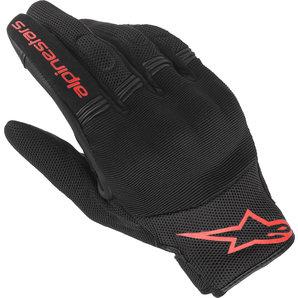 Alpinestars Copper Handschuhe Schwarz Neon Rot alpinestars