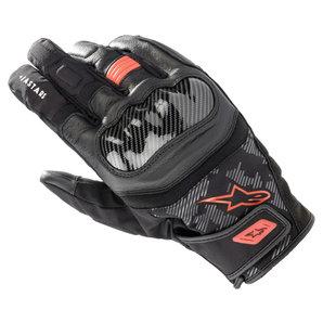 Alpinestars SMX Z Drystar Handschuhe Schwarz Rot alpinestars