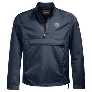 Blauer Spring Pull Man Motorrad-Textiljacke Blau H-T-