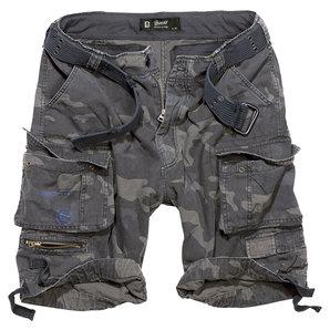 Brandit Savage Vintage Shorts Camouflage