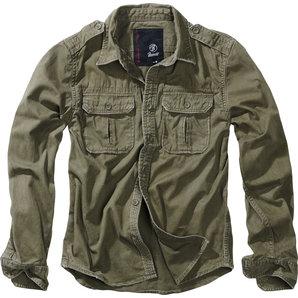 Brandit Vintage Hemd Oliv