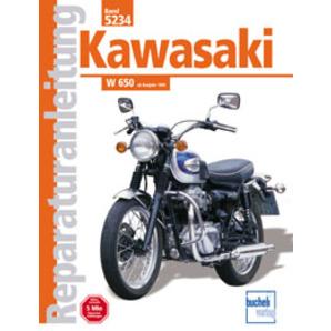 Bucheli Reparaturanleitungen Kawasaki