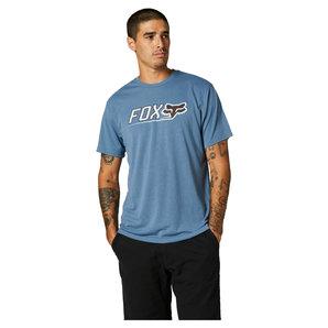 Fox Cntro Tech Funktions-T-Shirt Blau FOX