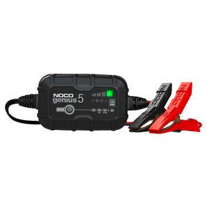 GENIUS5 smartes Batterieladekabel 6V-12V 5A NOCO Ladegrät Auto und Motorrad
