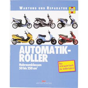 Haynes Wartung und Reparatur Automatik-Roller- 50 bis 250 ccm- 312 S-