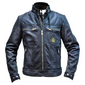 Helstons Genesis Girl Damen Motorrad-Textiljacke Blau helstons