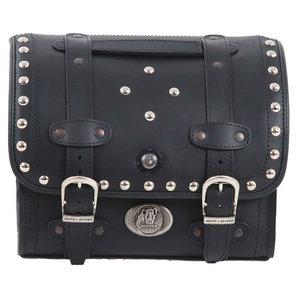 Hepco und Becker Buffalo Smallbag Custom Lederhecktasche inkl- Schnellverschluss