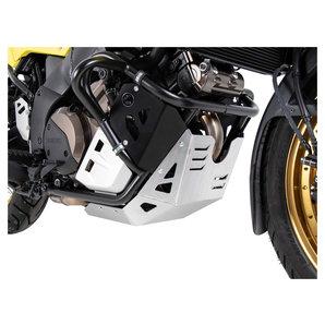 Hepco und Becker Motorschutzplatte Alu für diverse Modelle