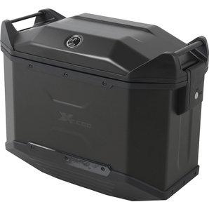 HepcoundBecker XCEED Seitenkoffer 38 Liter Aluminium schwarz Hepco und Becker