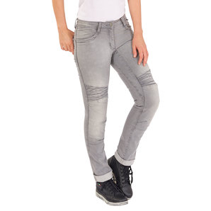 Highway 1 Denim III Damen Jeans Grau