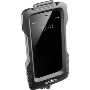IPhone 6-6S Gehäuse für nicht rohrförmige Lenker Interphone