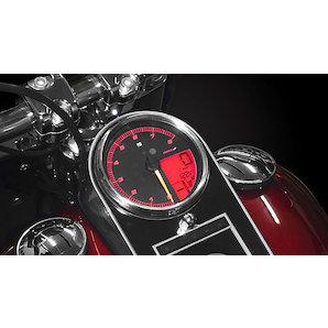 Koso HD-05 Meter für Harley Davidson Tacho- und Drehzahlmesser