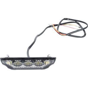 Koso LED-Tagfahrlicht rechteckig- schwarz