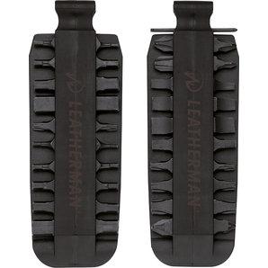 Leatherman Bit Kit mit 21 Doppelbits für alle Tools und Messer Bithalter