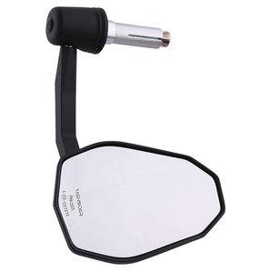 Lenkerendenspiegel Victory-Blast LED mit Blinker im Spiegelarm Highsider