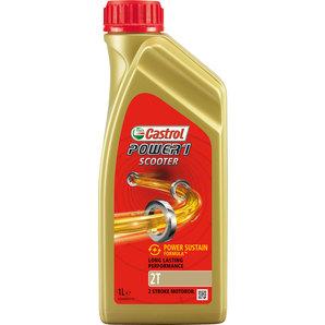 Motorenöl Power1 Scooter 2T- 1 Liter teilsynthetisch Castrol