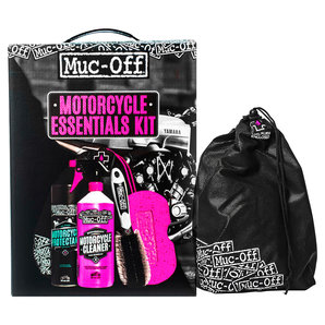 Muc-Off Essentials Motorcycle Kit