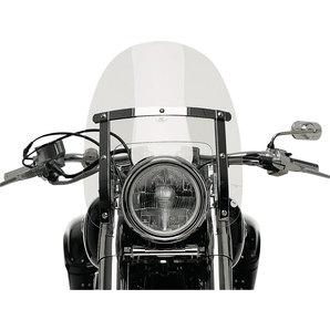 National Cycle Windschild Ranger mit Anbausatz und ABE National-Cycle
