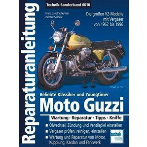 Reparaturanleitung Moto Guzzi V2 Bucheli