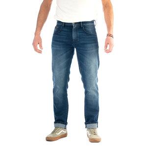 Riding Culture Tapered Slim Jeans Blau