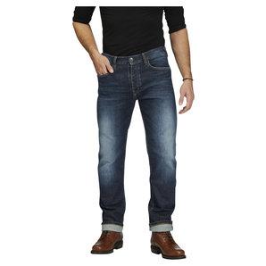 Rokker Iron Selvedge Jeans Blau ROKKER