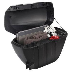 Shad Seitenkoffer SH23 je 23 Liter- Paar in Schwarz