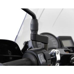 SW-Motech Spiegelerhöhungs- und Verbreiterungsset für BMW Modelle