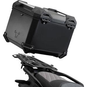 SW-Motech TRAX ADV Topcase-System 38 l- für diverse Modelle- schwarz