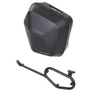 URBAN ABS Seitenkoffer-System 1 x 16-5 L- für diverse Modelle- schwarz SW-Motech