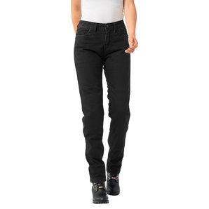 Vanucci Cordura 2 Damen Jeans Slim Fit Schwarz