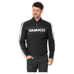 Vanucci RVX-3 Textiljacke Schwarz