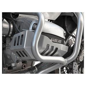 Zieger Zylinderschutz in silber für diverse Modelle- Aluminium